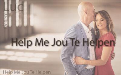 1. Help Me Jou Te Helpen